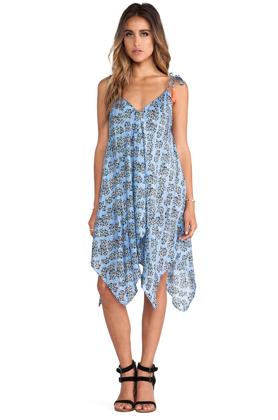 Basta Surf Santorini Dress in Graphic Flower