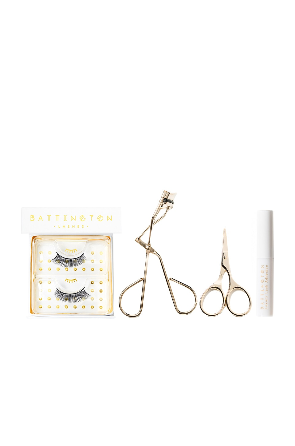 Battington Lashes KIT DE PESTAÑAS POSTIZAS KENNEDY