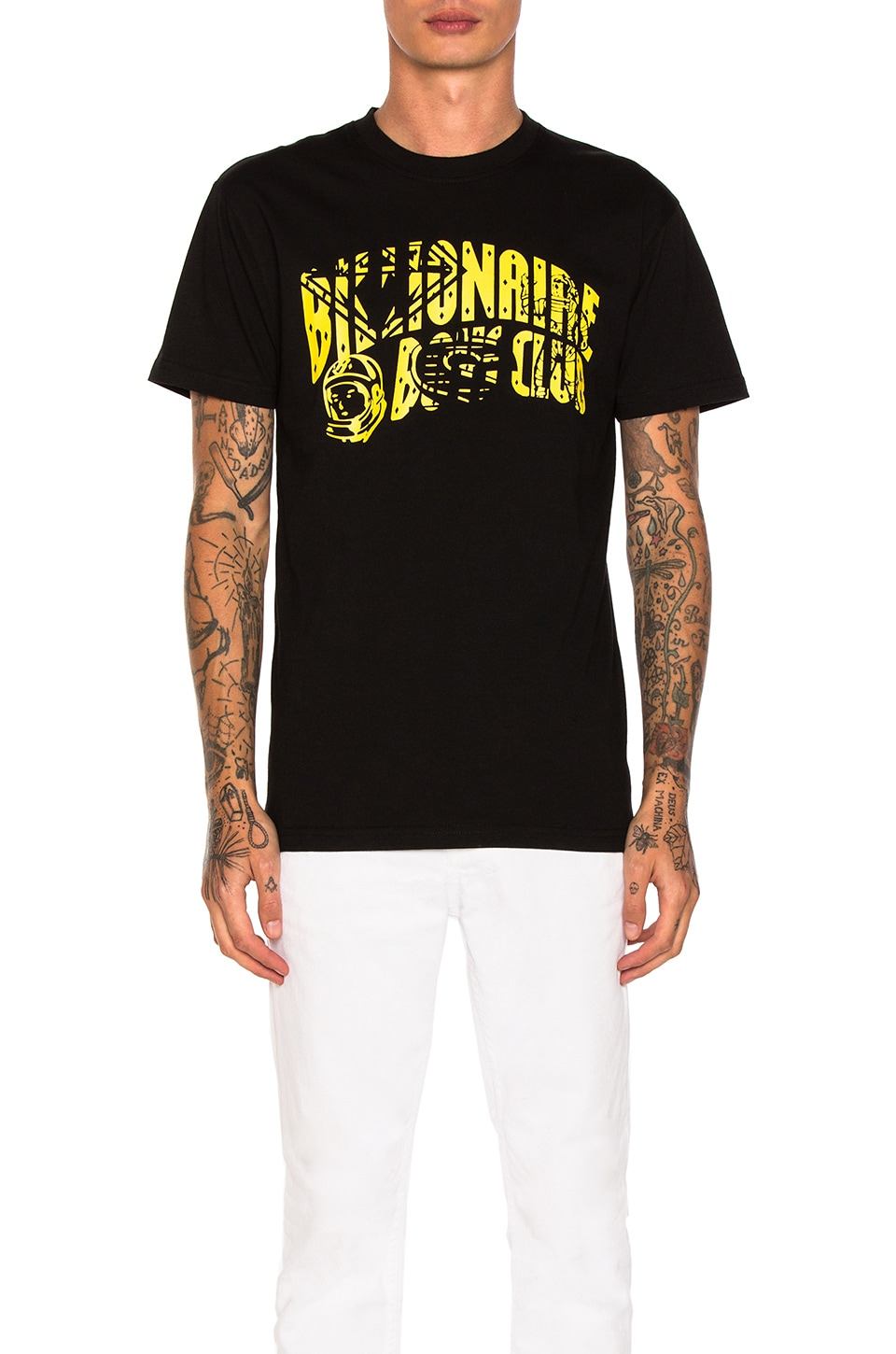 Arch Logo Tee by Billionaire Boys Club