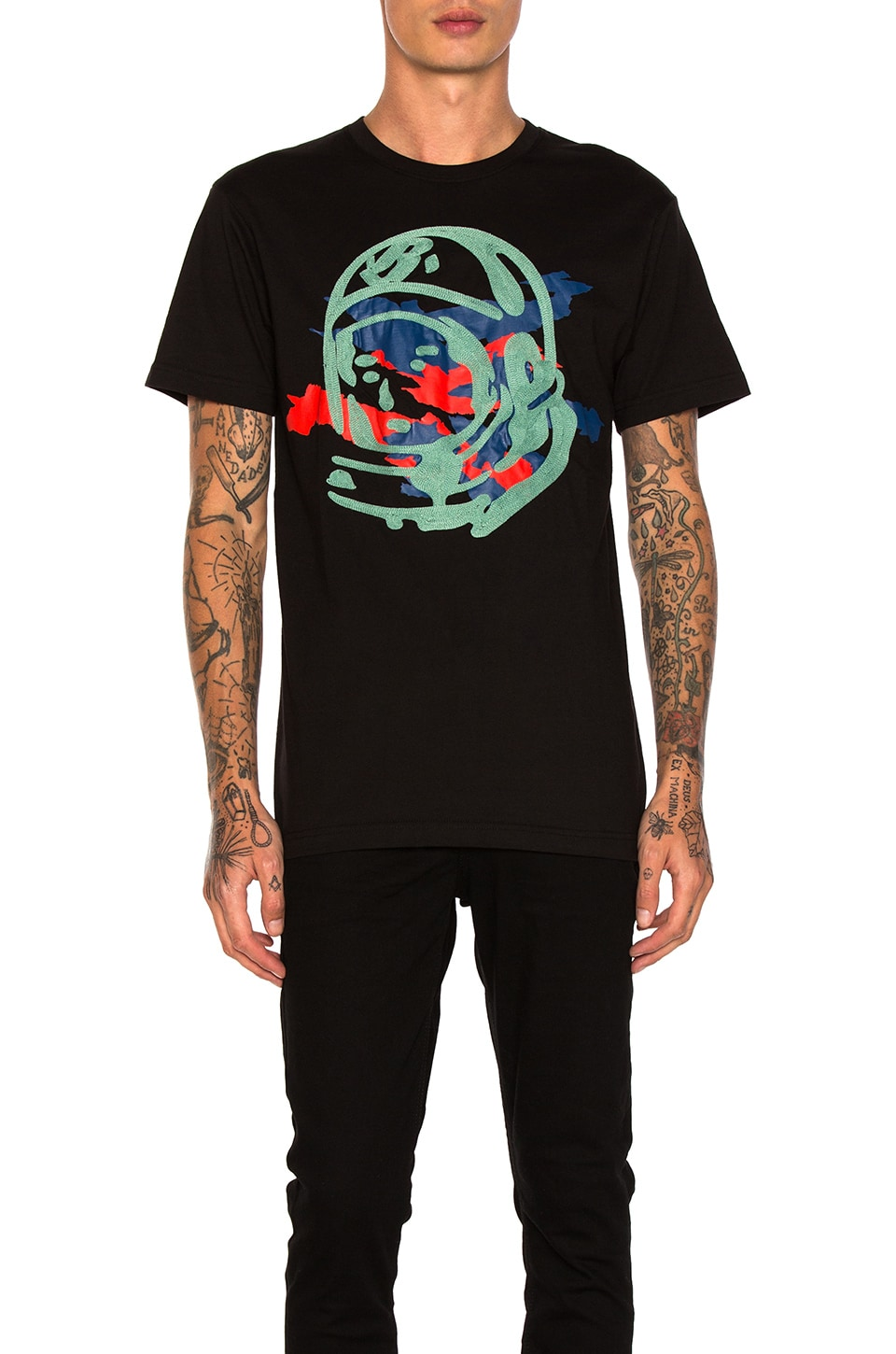 Helmet Tee by Billionaire Boys Club