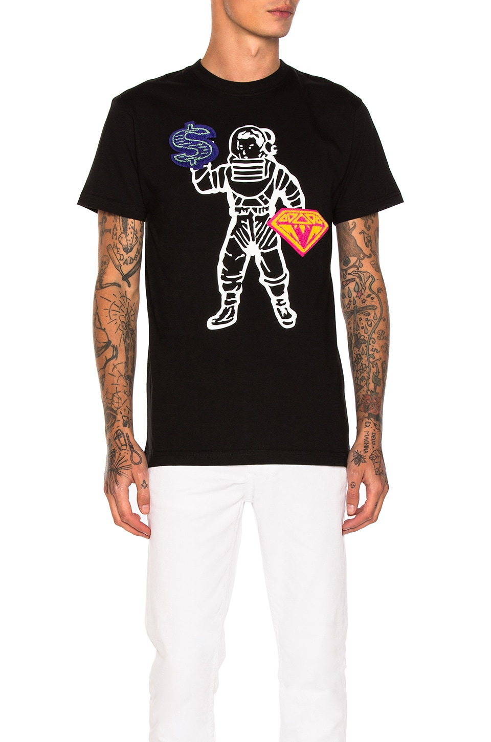 Photo of Sign Language Tee by Billionaire Boys Club men clothes