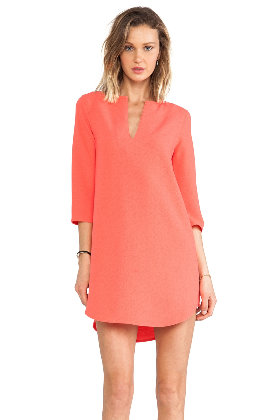 BB Dakota Grendell Bell Sleeve Dress in Sevilla