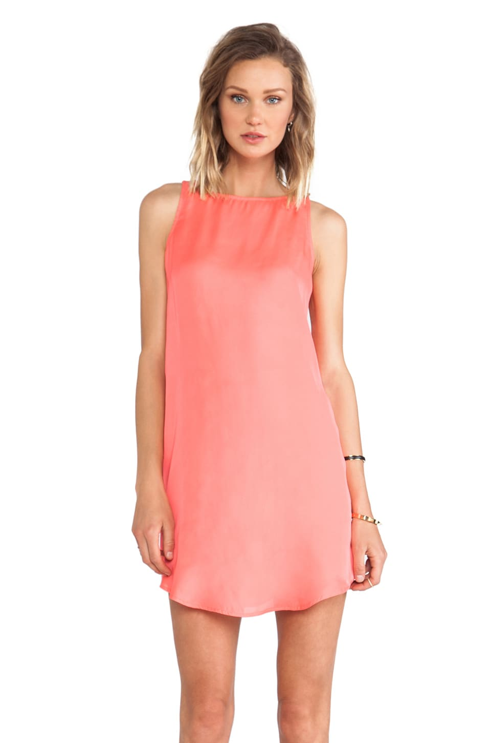BB Dakota Dahlin Mini Tank Dress in Juice