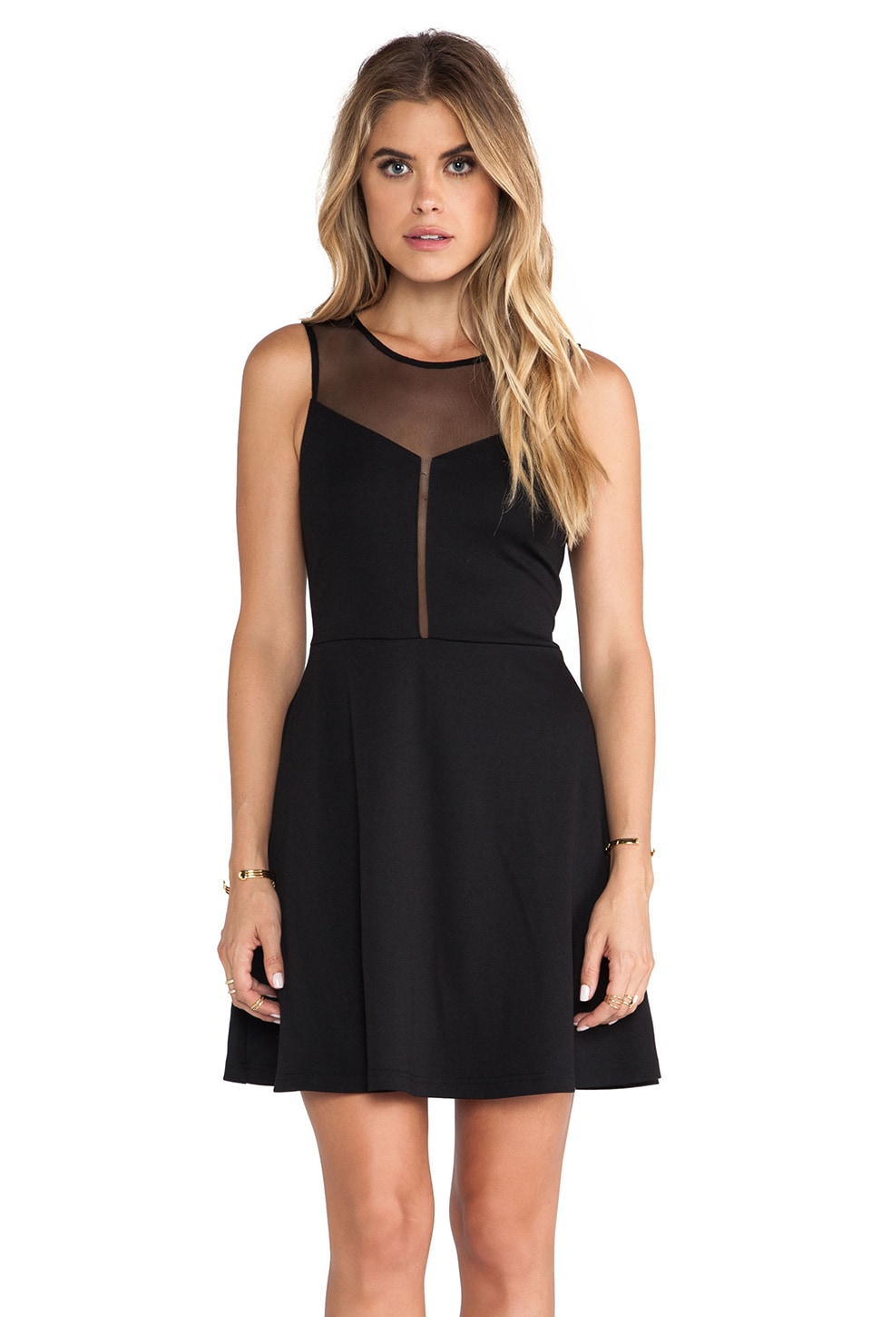 BB Dakota Portola Dress in Black