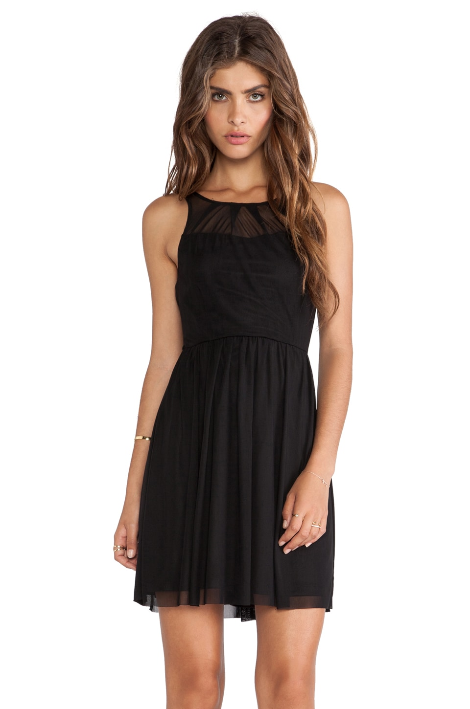 BB Dakota Lexy Dress in Black
