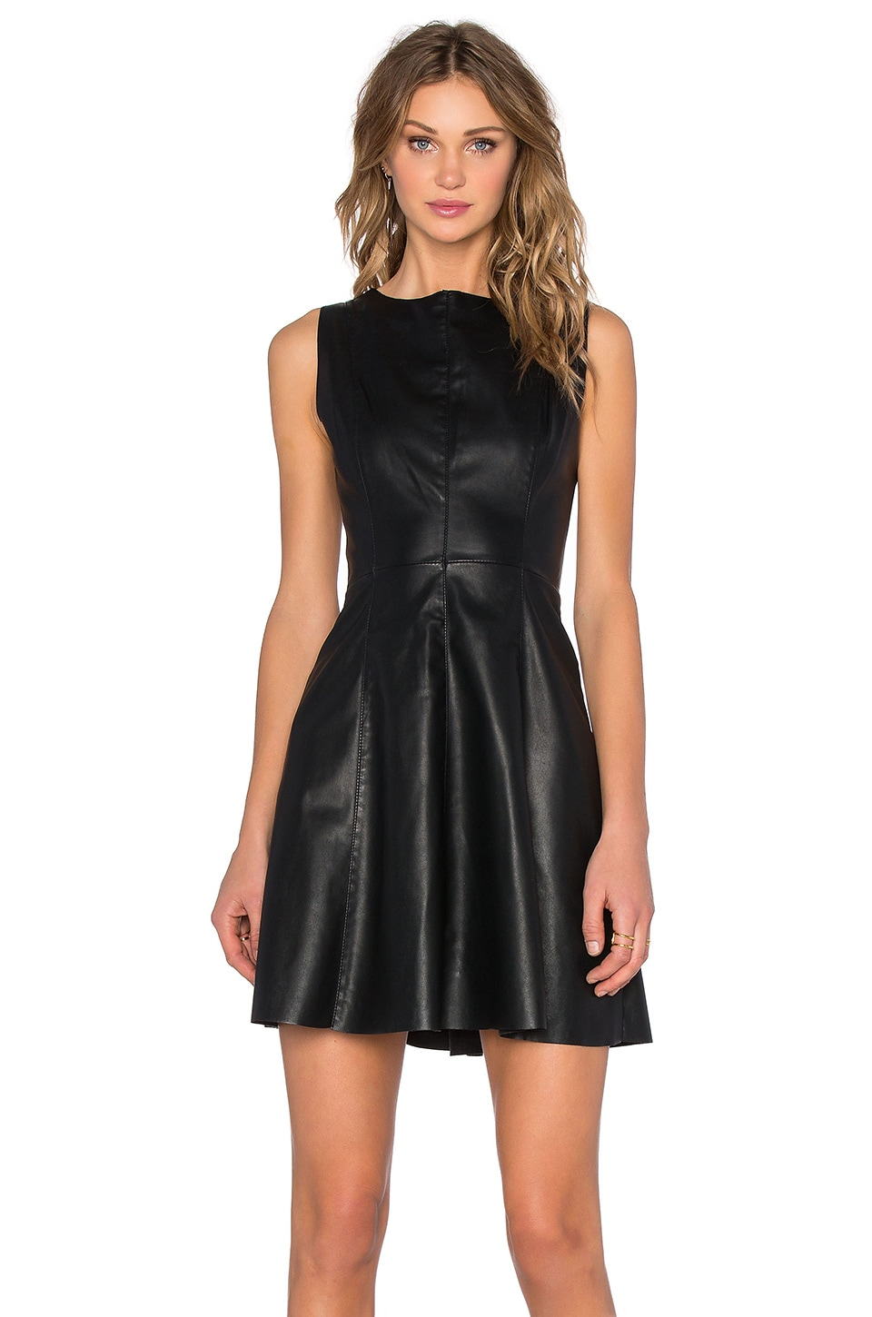 BB Dakota April Dress in Black | REVOLVE