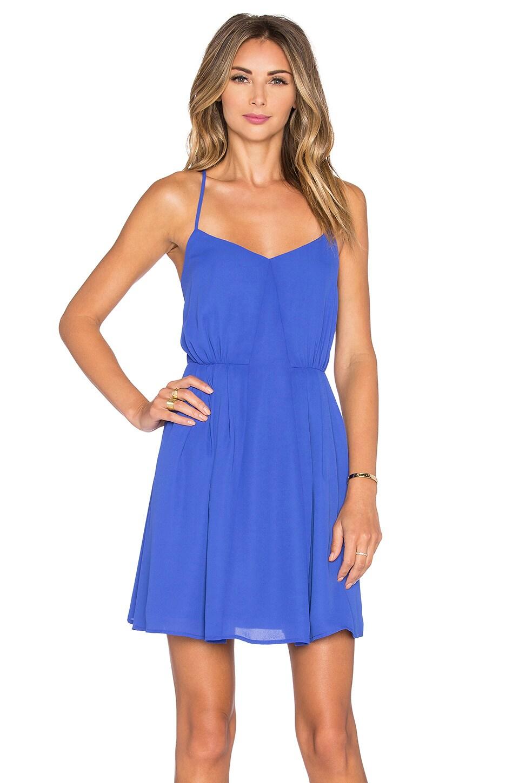BB Dakota Jack by BB Dakota Nellie Dress in Royal Blue