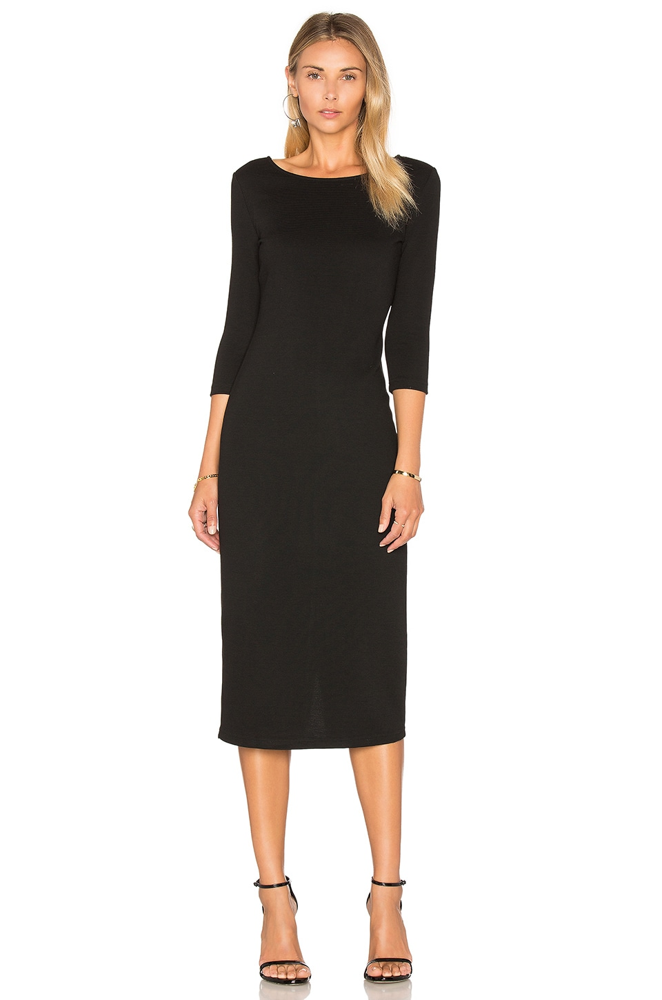 BB Dakota Radford Dress in Black | REVOLVE