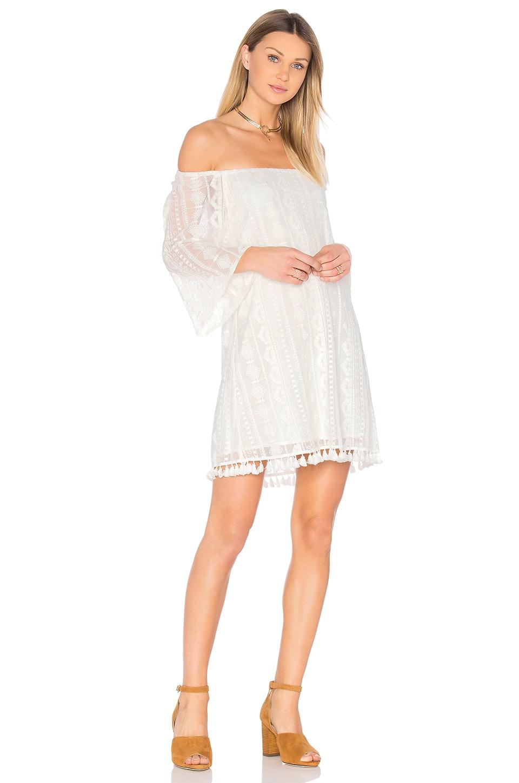 BB Dakota Jack by BB Dakota Denney Dress in Bright White