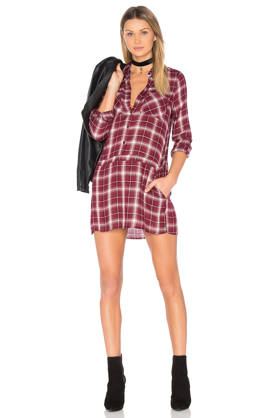 Jack By BB Dakota Anden Shirt Dress by BB Dakota