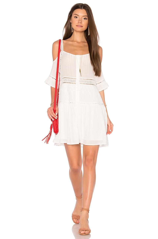 BB Dakota Marla Dress in Ivory
