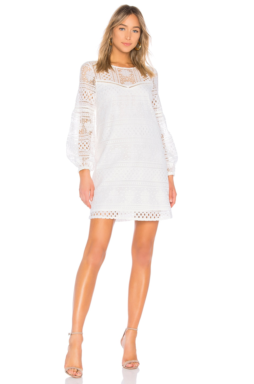 BB Dakota JACK by BB Dakota Currie Dress in Off White