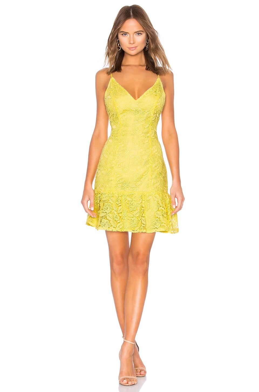 RSVP by BB Dakota Gisel Dress in Yellow. - size 0 (also in 2,4,6,8) BB Dakota