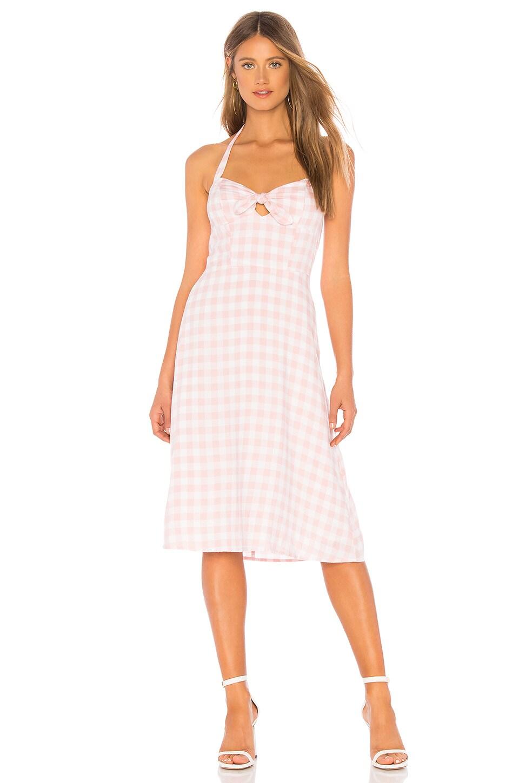 BB Dakota Annelise Dress in Pink Blossom
