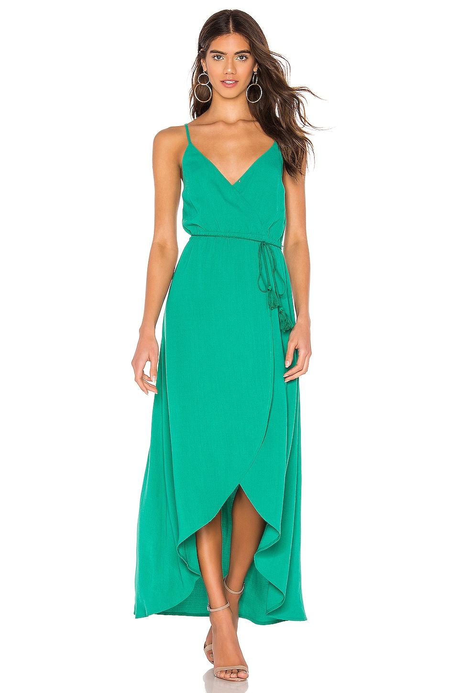 BB Dakota JACK by BB Dakota All Wrapped Up Dress in Sea Green