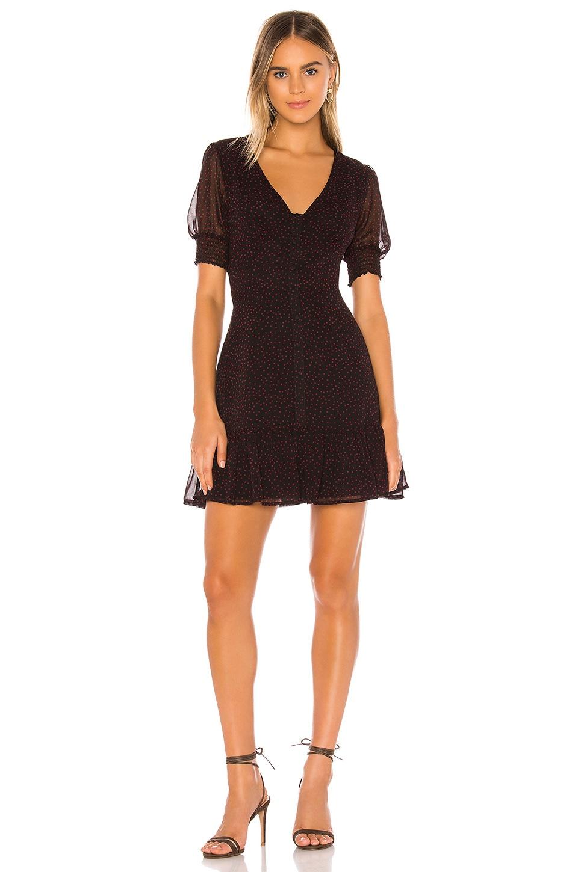 BB Dakota You Give Me Fever Dress in Black