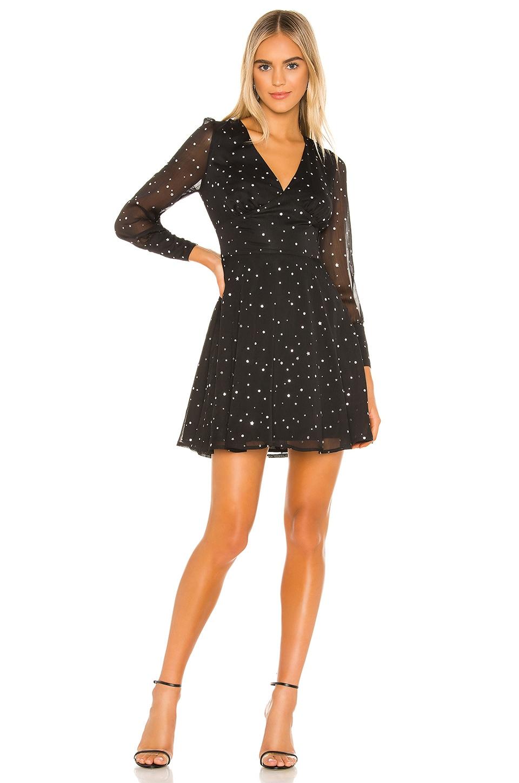 BB Dakota Starstruck Mini Dress in Black