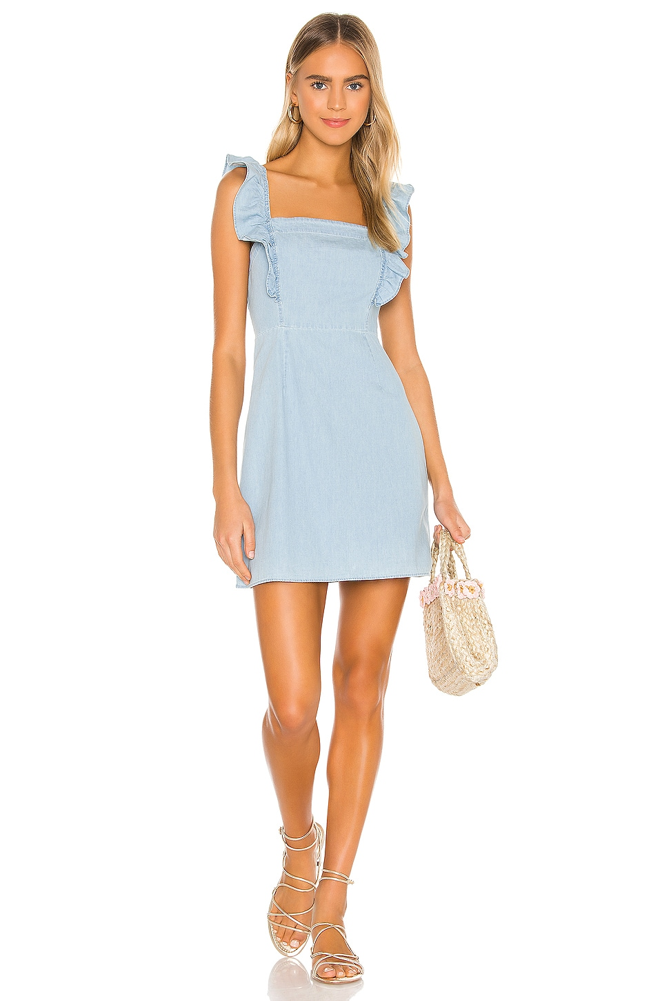 JACK by BB Dakota Chambray All Day Dress             BB Dakota                                                                                                       CA$ 108.89 3