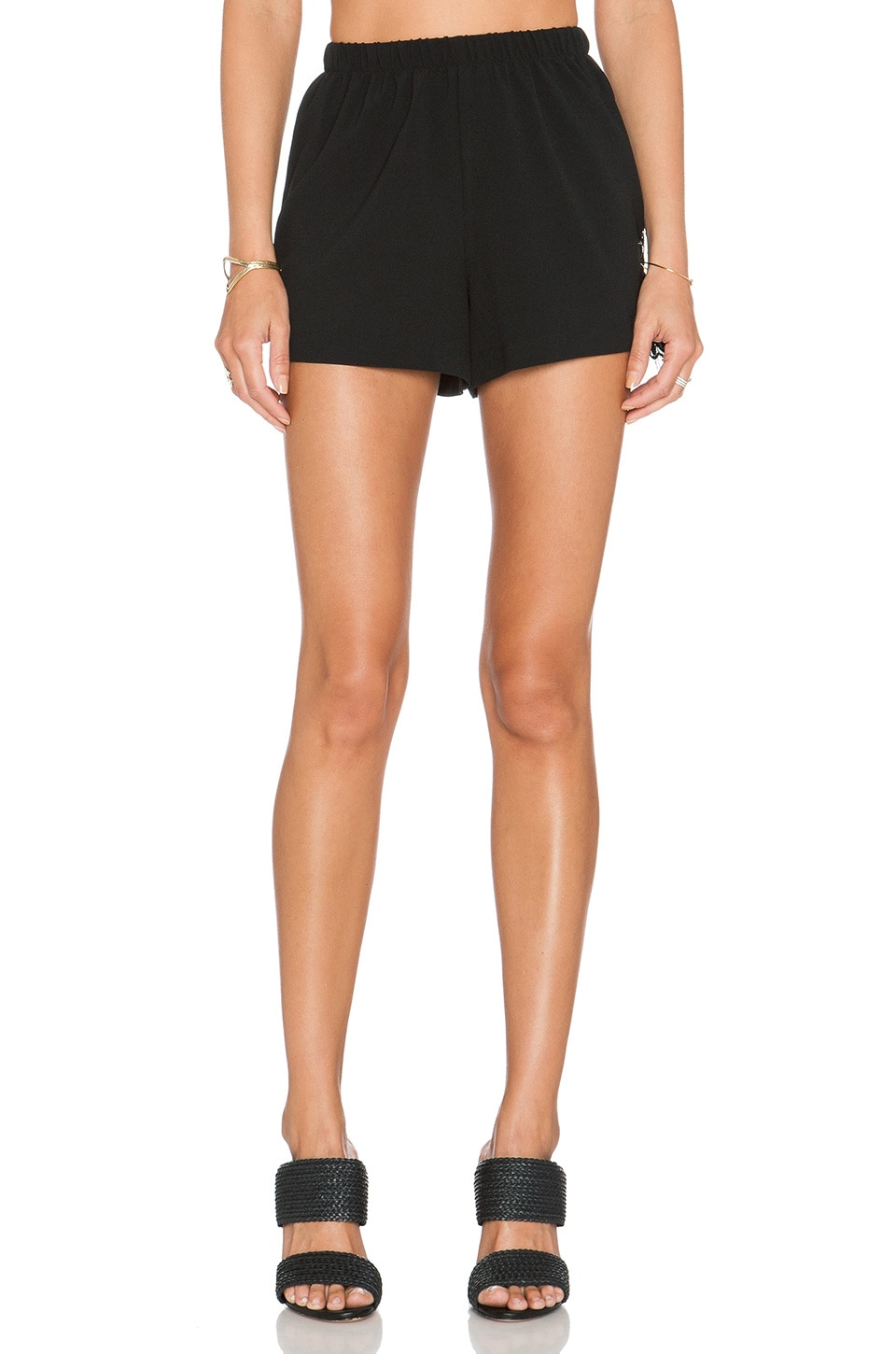 BB Dakota Torina Short in Black