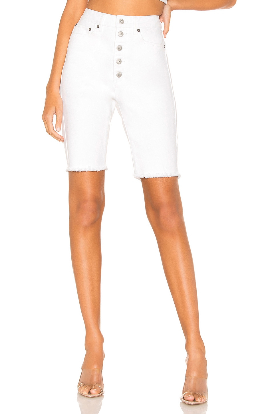 BB Dakota X REVOLVE Headliner Short in White