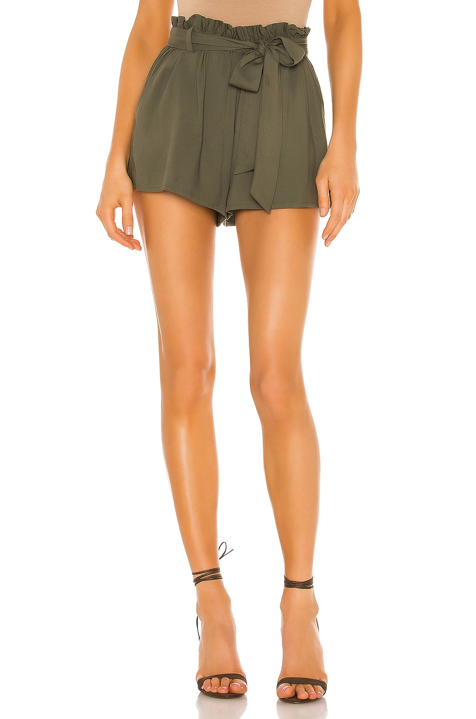BB Dakota JACK by BB Dakota Secure The Bag Short in Sage