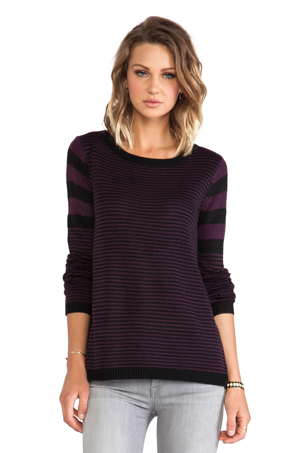 BB Dakota Burton Pullover in Potent Purple