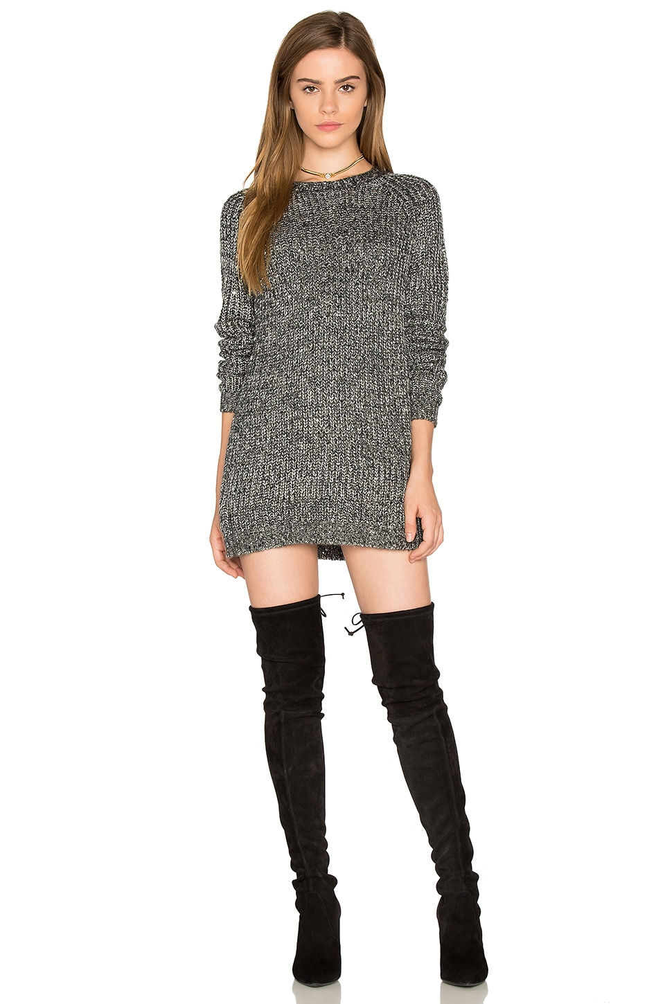 BB Dakota Brighton Sweater in Black