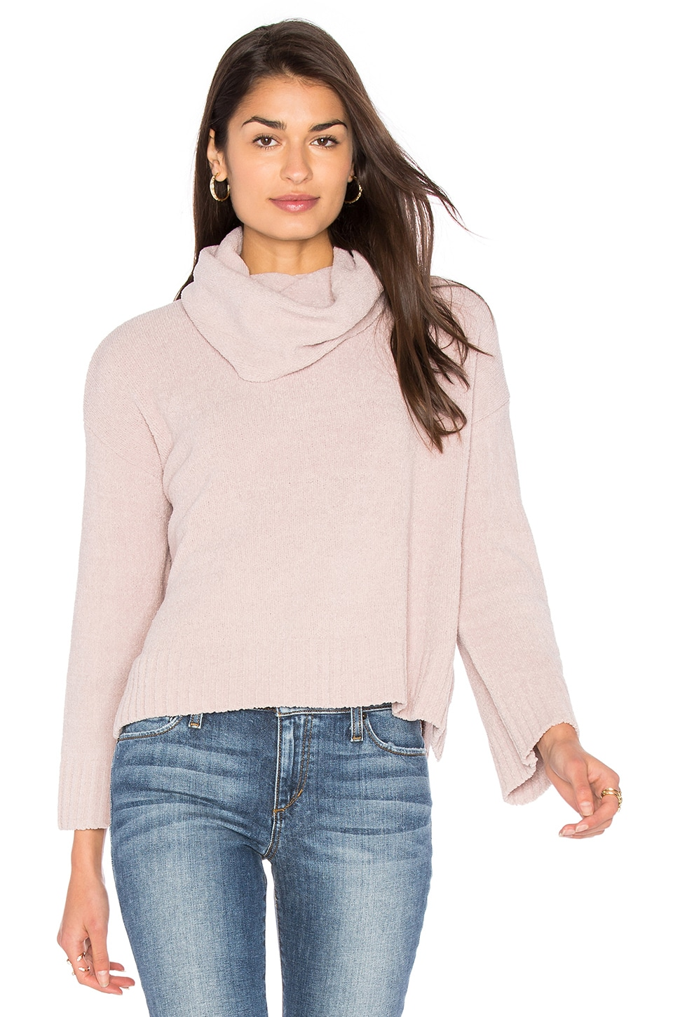 BB Dakota Marcilly Sweater in Champagne