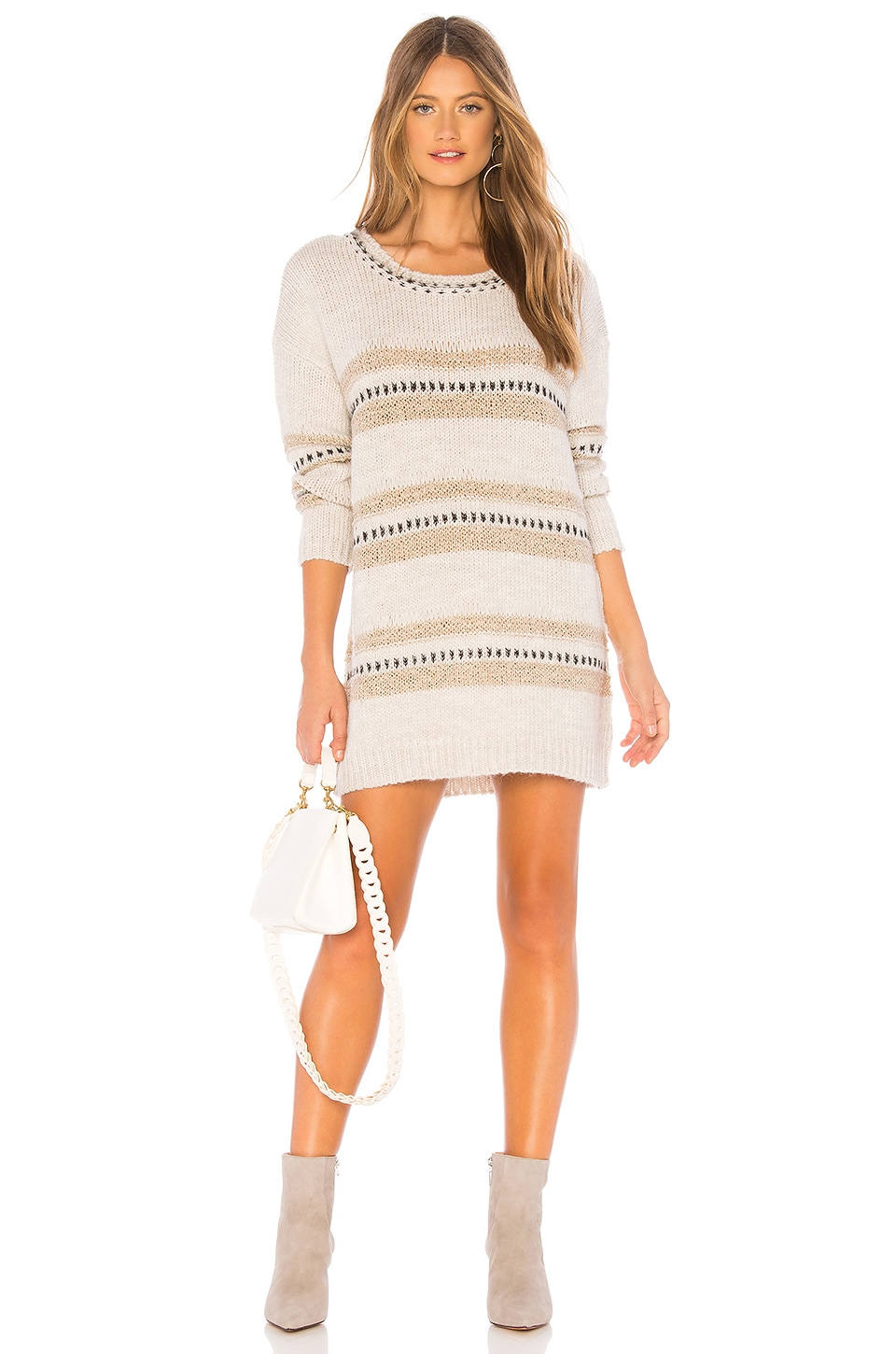 BB Dakota JACK by BB Dakota Spice Of Life Sweater in ivory