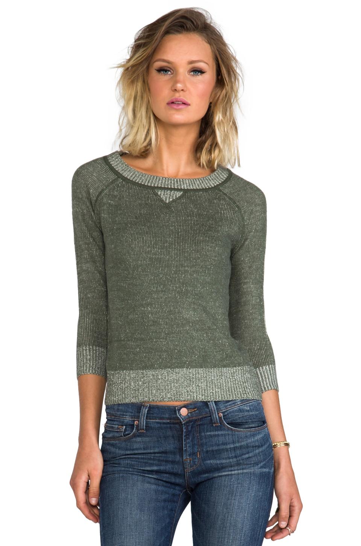 BB Dakota Lilyana Sweater in Army Green
