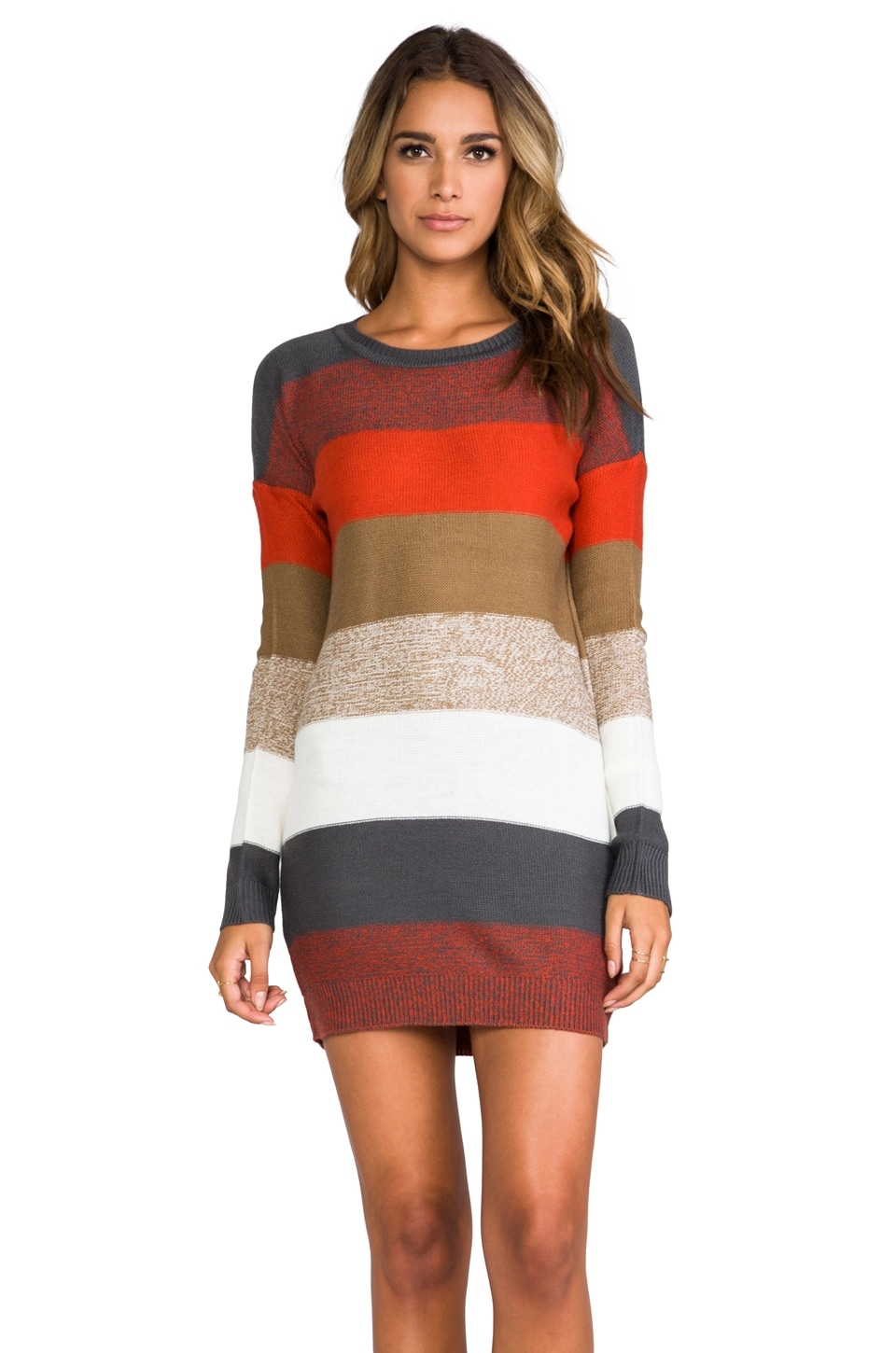 BB Dakota Marilou Pullover Sweater in Multi