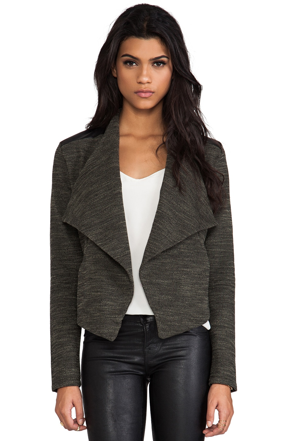 BB Dakota Hedia Jacket in Spring Olive