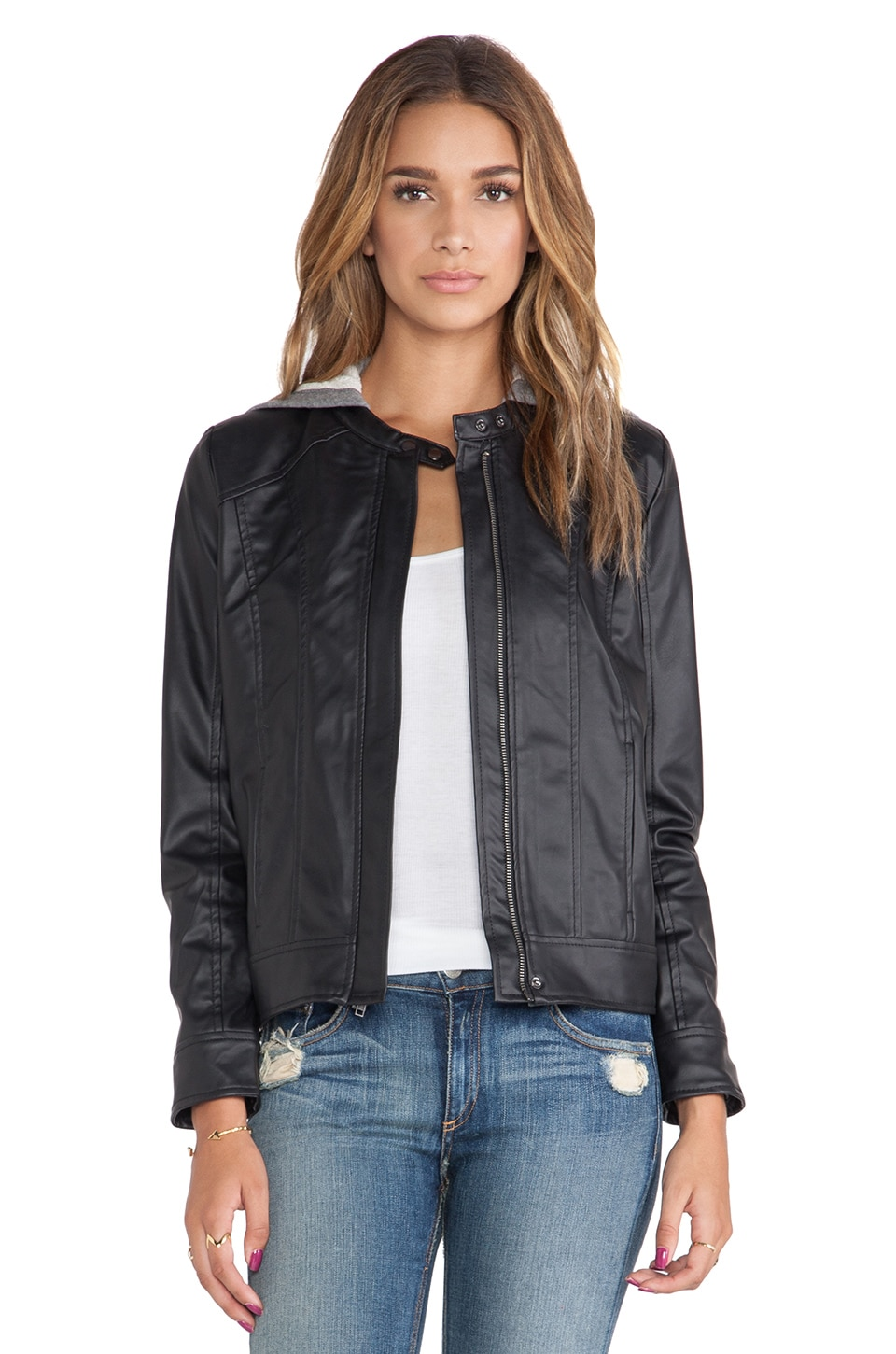 BB Dakota Vincent Jacket in Black