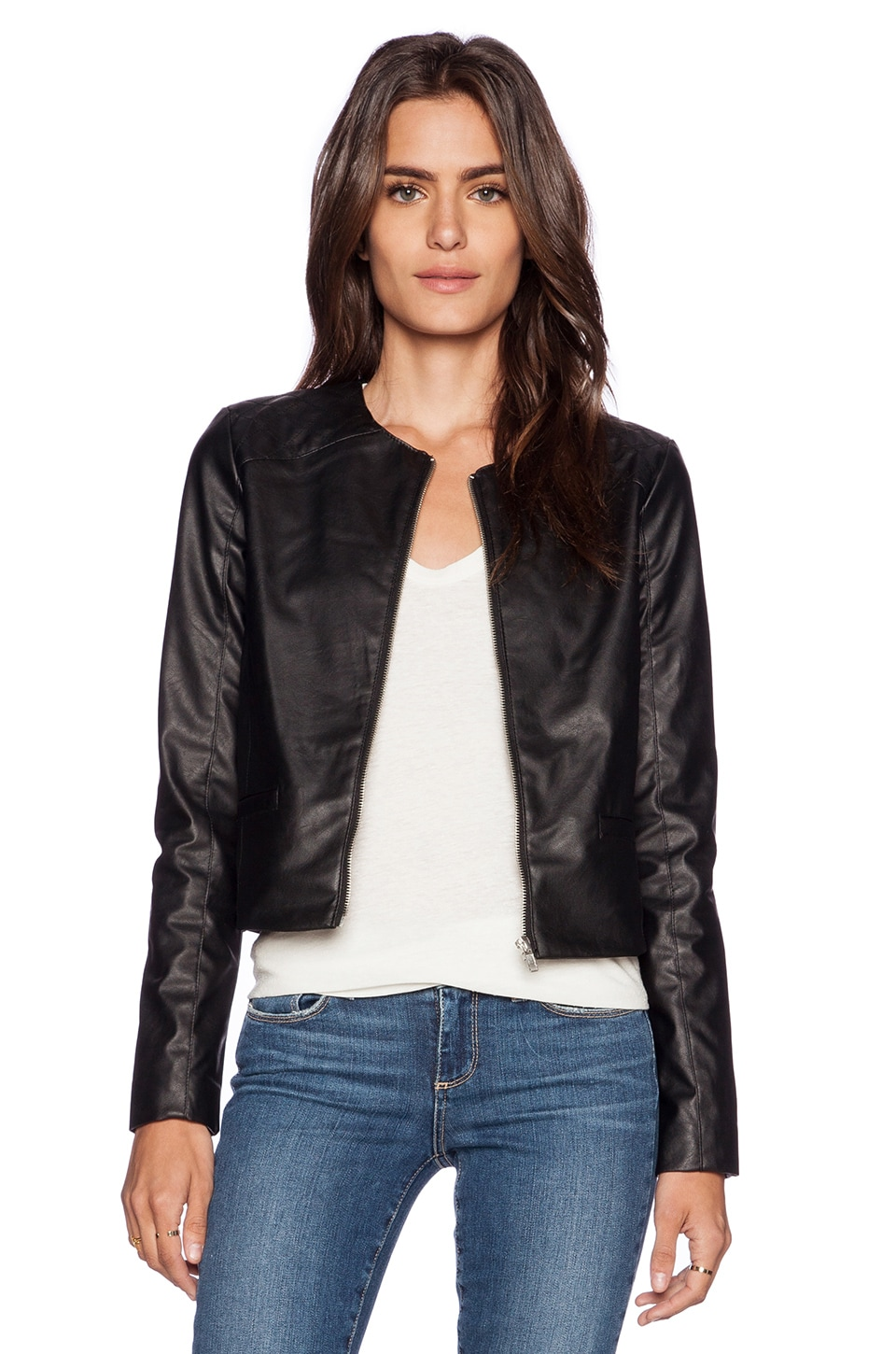 BB Dakota Justice Jacket in Black