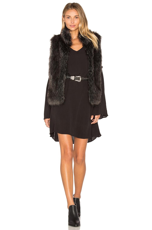 Colton Faux Fur Vest by BB Dakota