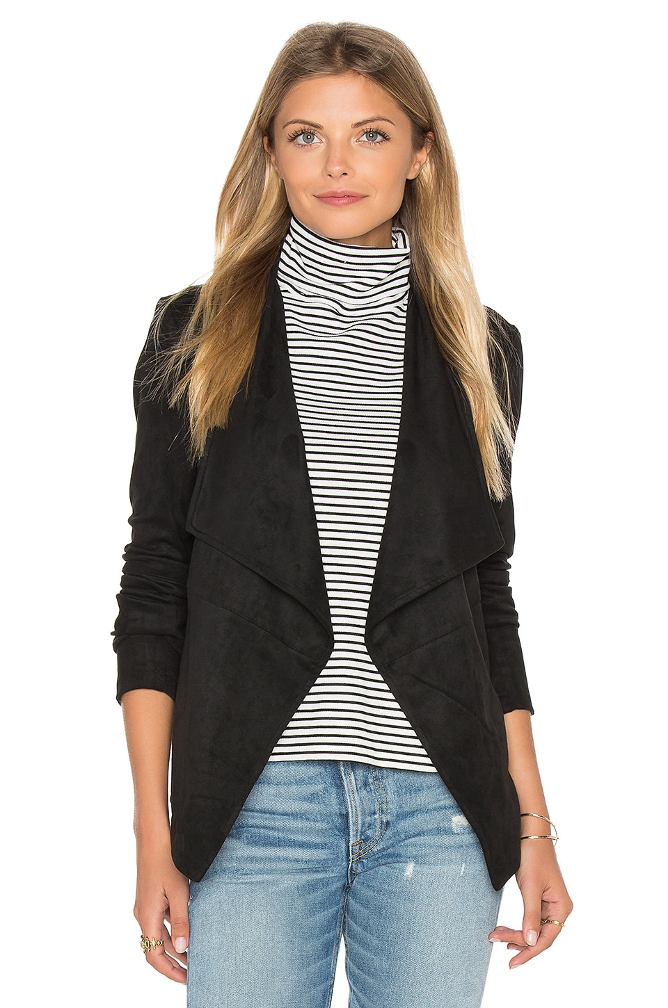 BB Dakota Nicholson Jacket in Black