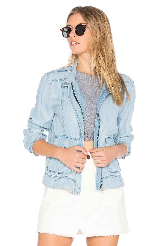 BB Dakota Jaden Jacket in Light Blue