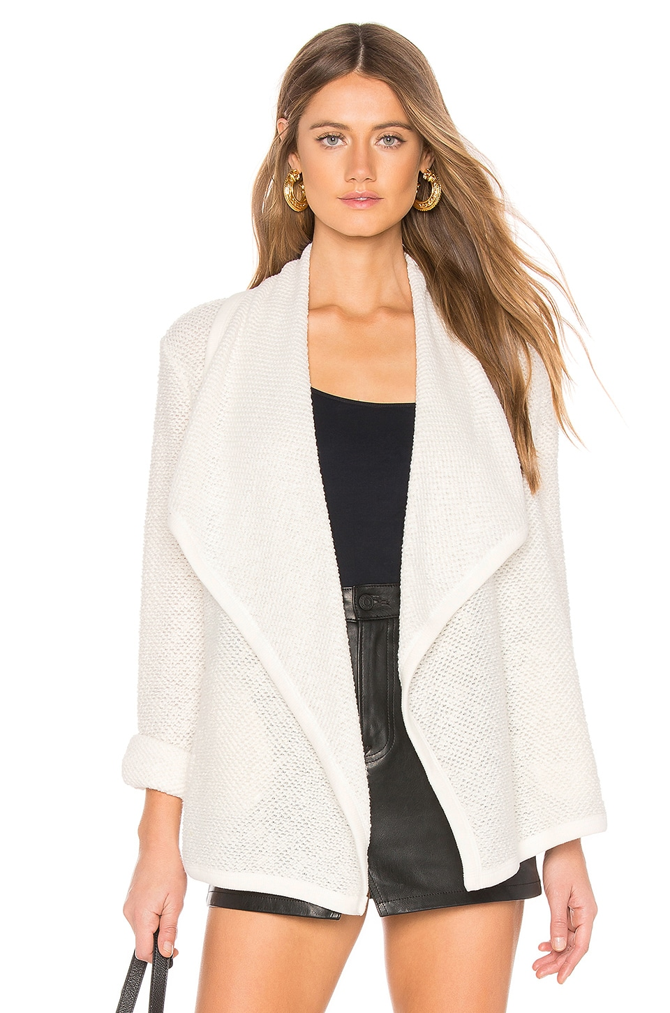 BB Dakota JACK by BB Dakota Snow Day Jacket in Ivory
