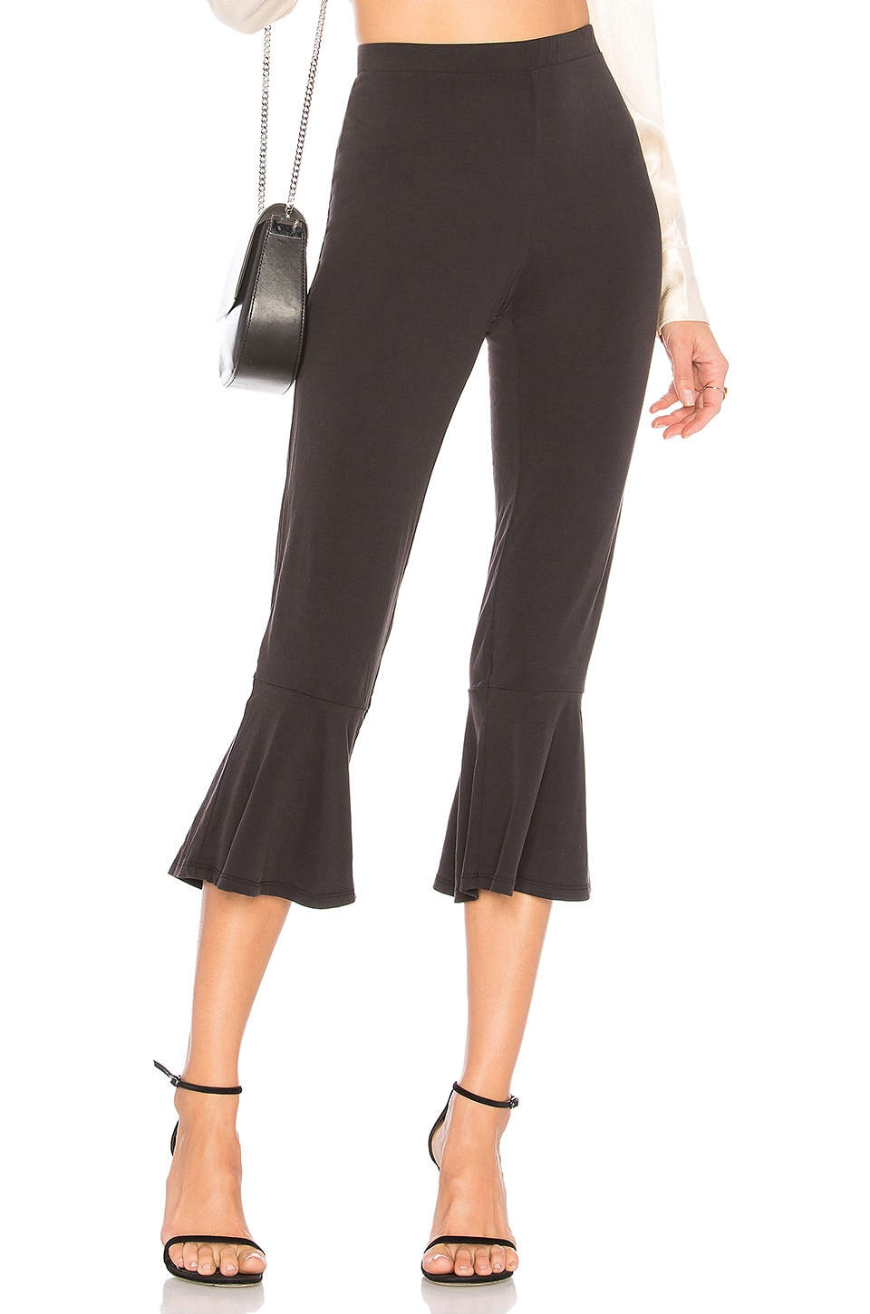 Lounge Ruffle Bottom Pant