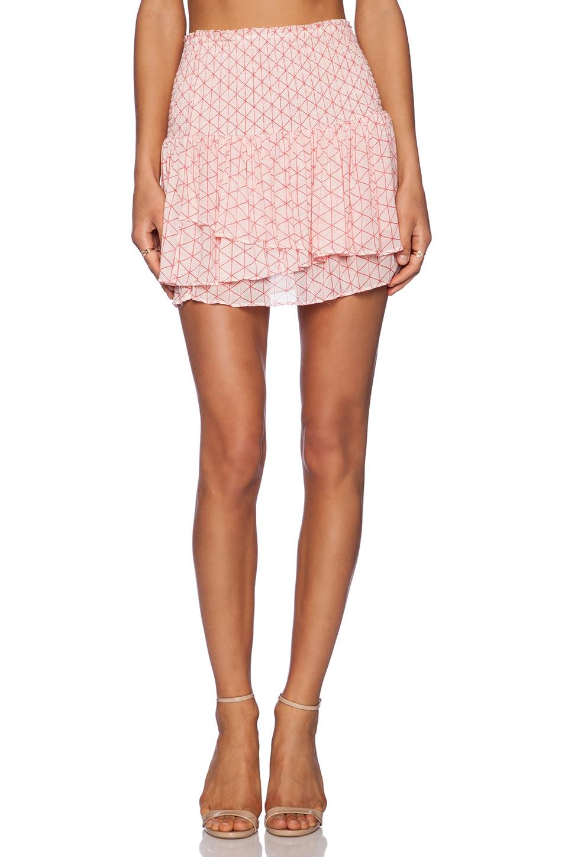 BB Dakota Benson Skirt in Powder Puff