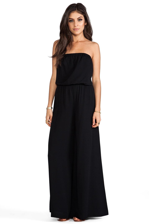 BB Dakota Nahal Wide Leg Jumpsuit in Black