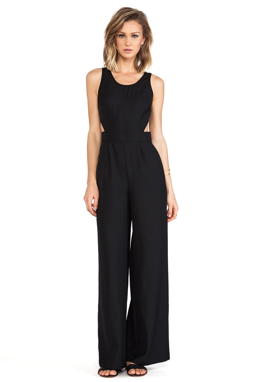 BB Dakota Manele Jumpsuit in Black