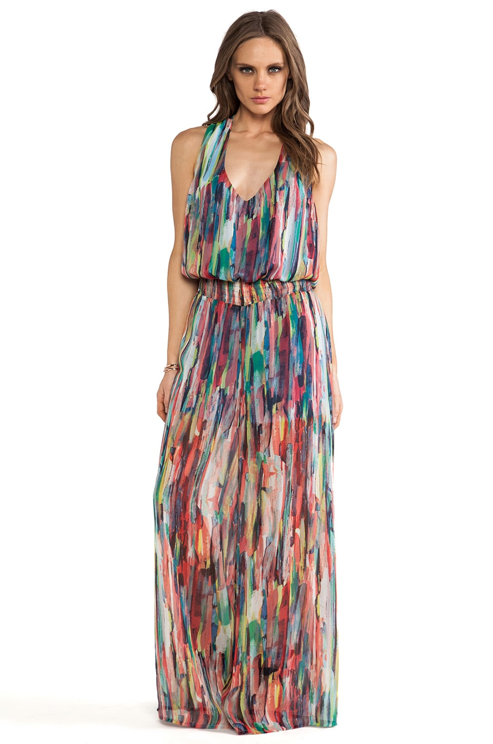 BB Dakota Nues Cascade Jumpsuit in Multi