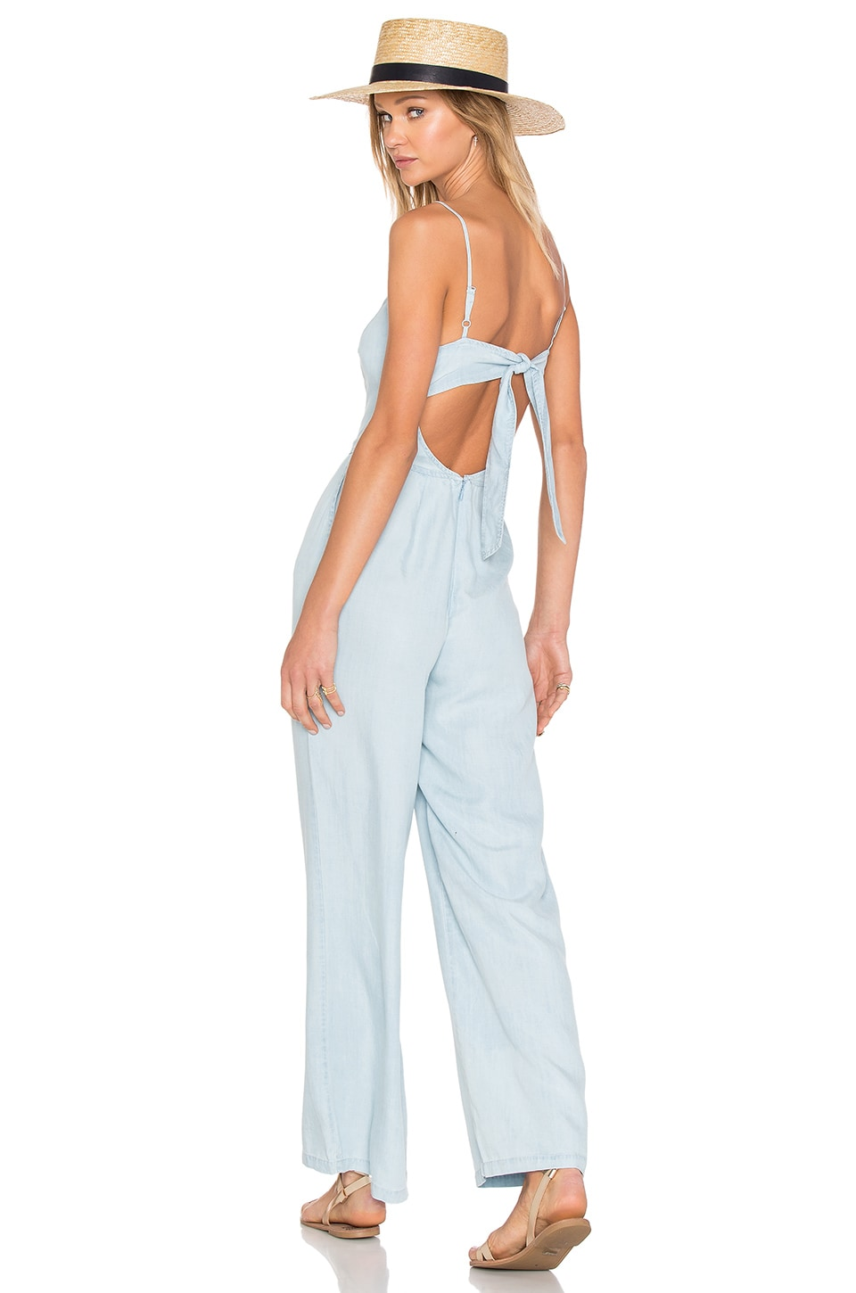 BB Dakota Elliot Jumpsuit in Light Blue | REVOLVE