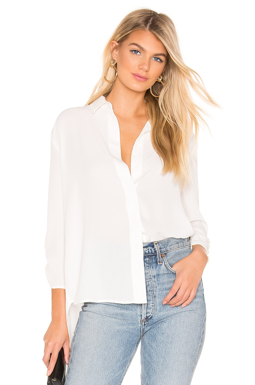 BB Dakota Roll Up My Sleeves Shirt in Ivory