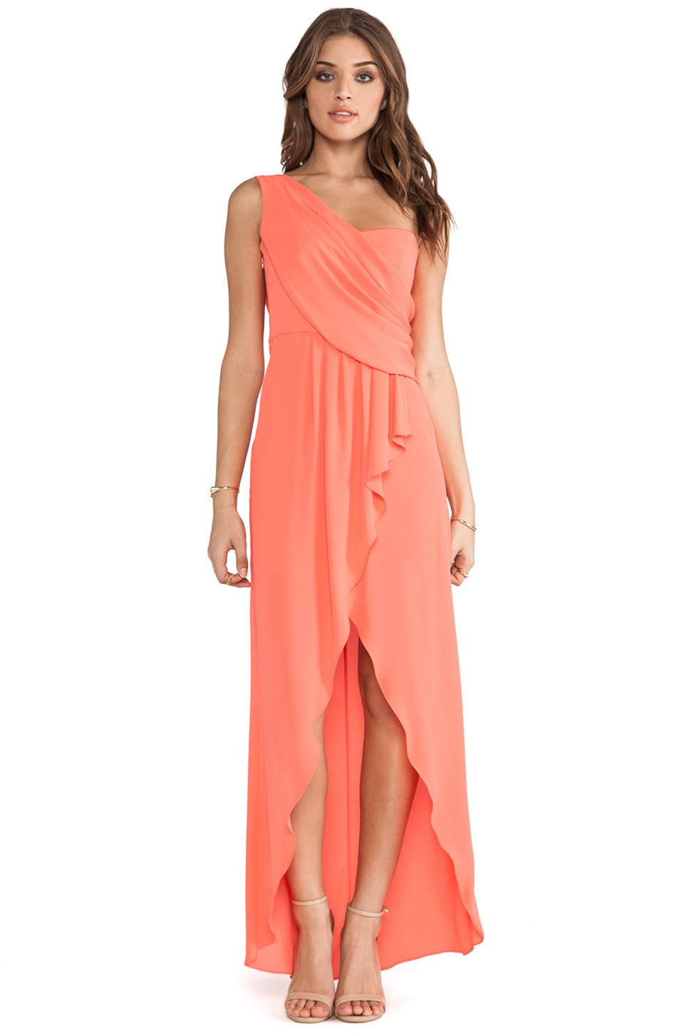 BCBGMAXAZRIA Kailo Maxi Dress in Ambrosia