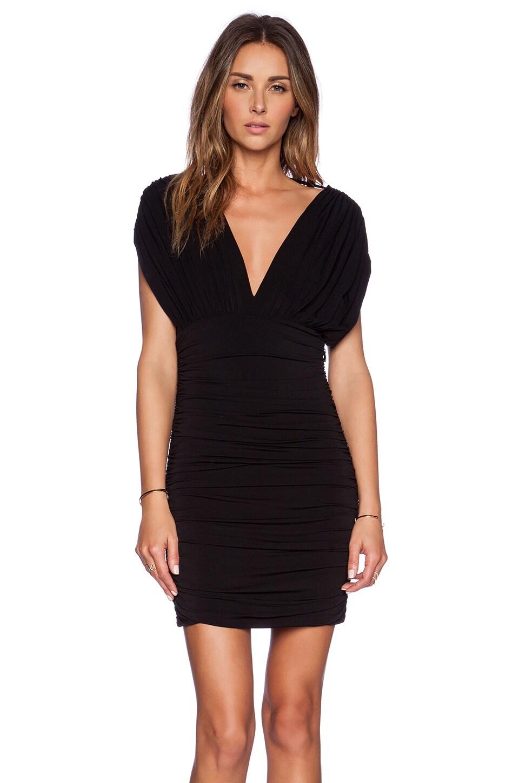 BCBGMAXAZRIA Nevis Dress in Black