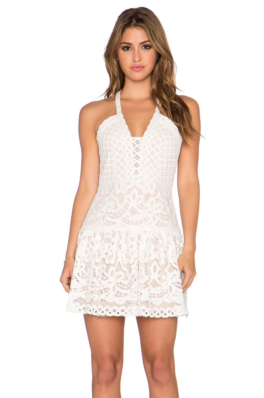 Jasmine lace dress
