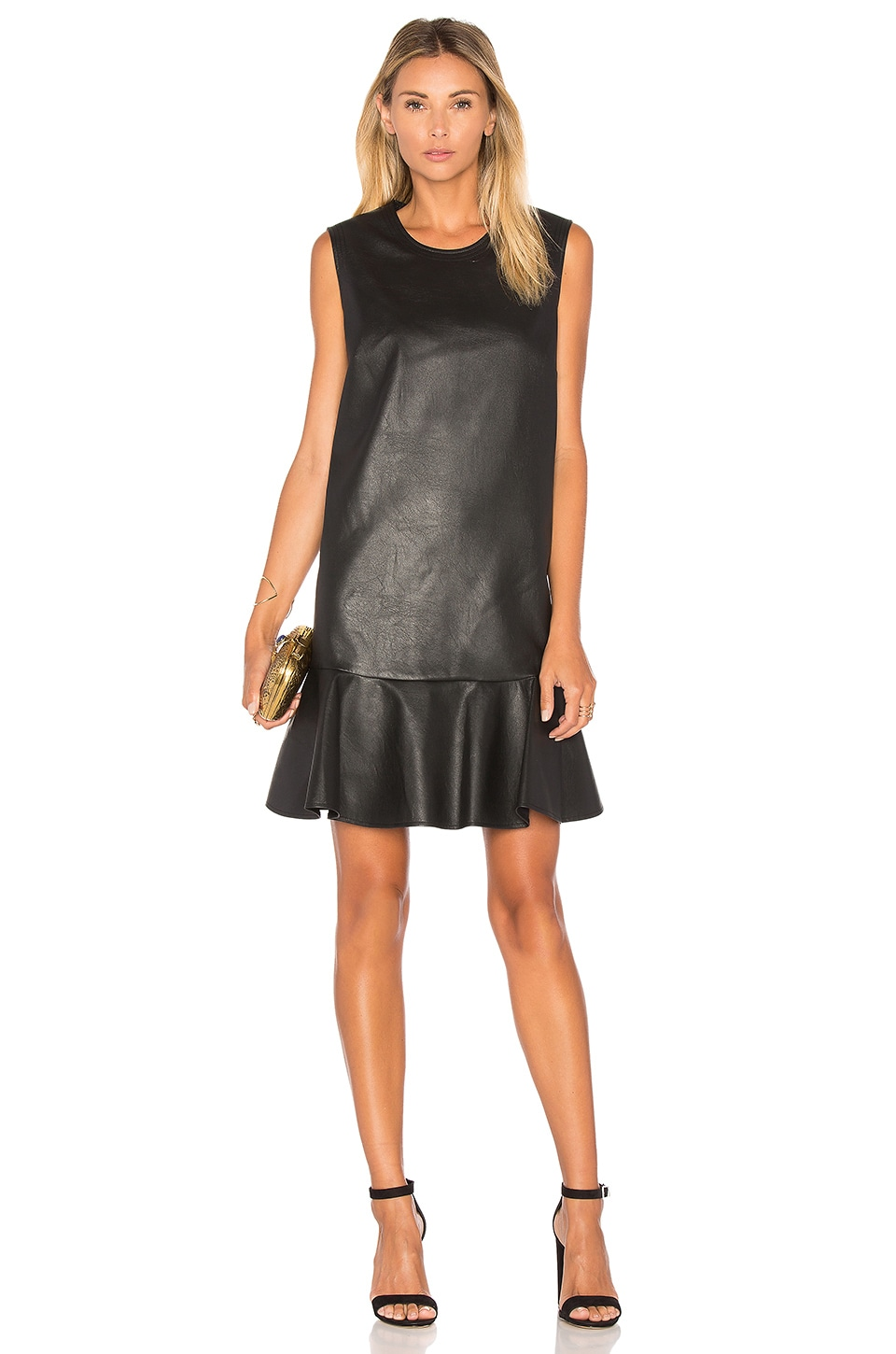 BCBGMAXAZRIA Sheridan Dress in Black
