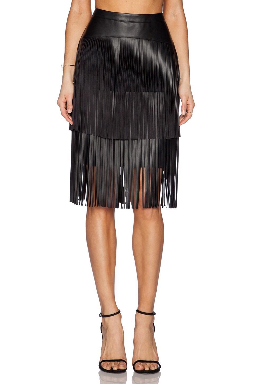 BCBGMAXAZRIA Rashell Skirt in Black